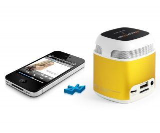 TECHNAXX Musicman Makro Bluetooth Soundstation NFC-X6 zlatý