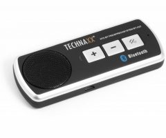 Technaxx Bluetooth handsfree na stínítko do auta BT-X22